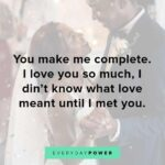 Small Love Quotes For Husband Twitter