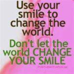 Smile Quotes Positive Attitude