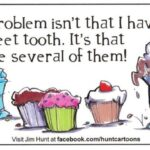 Sweet Tooth Saying Facebook