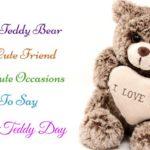 Teddy Bear Status In Hindi Twitter