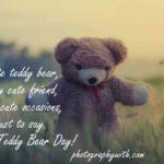 Teddy Caption Twitter