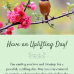 Uplifting Day Tumblr