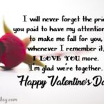 Valentine Day Messages For Husband Twitter