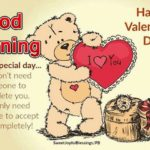 Valentine's Day Morning Text Facebook
