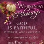 Wednesday Morning Blessings Quotes Twitter